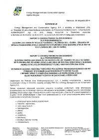 EMCA_raport linia północna str 1