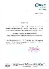 PKE_EL Łagisza_makroniwelacja